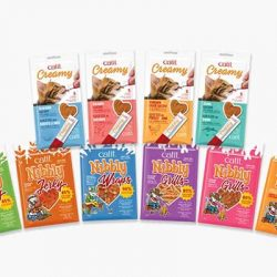 Free Cat Treats Pack for Reviewers