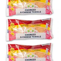 Free Chorizo and Cheese Tamale from Social Nature