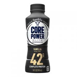 Free Core Power Elite Milk Shake at Casey's
