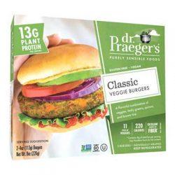 Free Dr. Praeger's Veggie Burgers from Social Nature