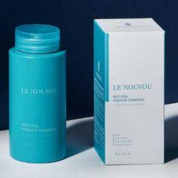 Free Le Nouvou Powder Shampoo from 08liter