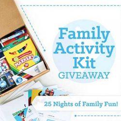 Free Litehouse Family Activity Kit for Winners