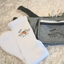 Free Belt Bag, Socks for Winners
