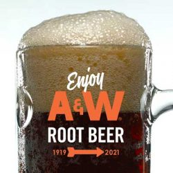 Free A&W Restaurants Root Beer or Dr Pepper Coupon