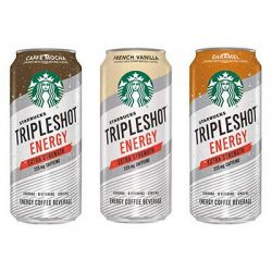 Free Starbucks Triple Shot at Publix