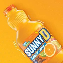 Free SunnyD Bottle
