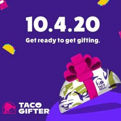 Free $2 Taco Bell eGift Card