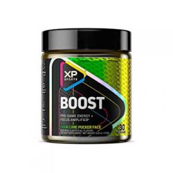 Free XP Sports Supplement Samples