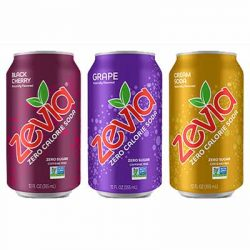 Free Zevia Zero Calorie Soda from Moms Meet
