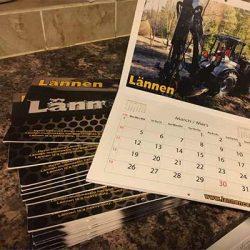 Free 2021 Lannen Calendar