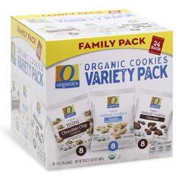 Free O Organics Organic Cookie Varieties