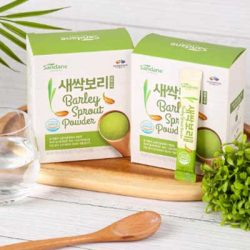 Free Barley Sprout Powder Sticks from 08liter