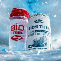 Free Biosteel Team Water Bottle