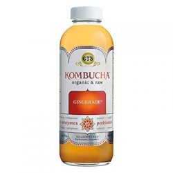 Free GT's Synergy Kombucha Coupon