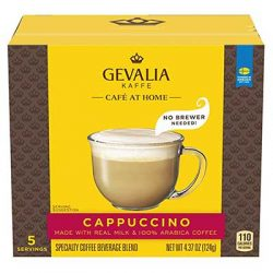 Free Gevalia Cafe at Home at Publix