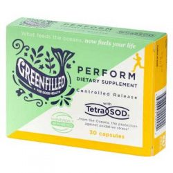 Free Greenfilled Perform Supplement