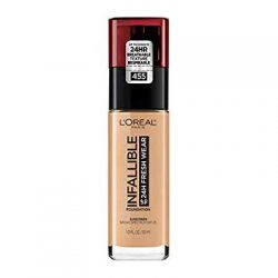 Free L'Oreal Infallible Foundation
