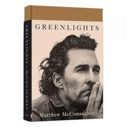 Free Matthew McConaughey's Greenlights Book
