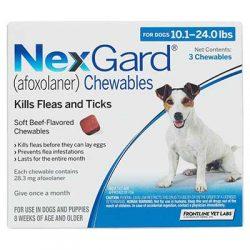 Free NexGard for Dogs