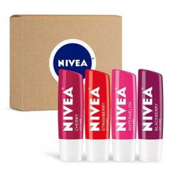 Free Nivea Lip Balm from Tryable