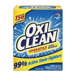 Free OxiClean Sample