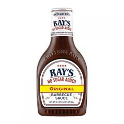 Free Sweet Baby Ray's BBQ Sauce Coupon