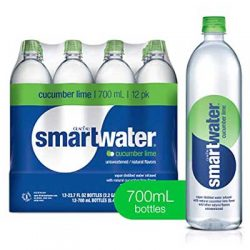 Free Smartwater at Giant Eagle