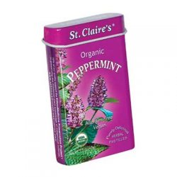Free St. Claire's Organics Peppermints