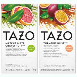 Free Tazo Tea Samples for Canada