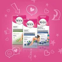 Free Veet Sample Box for Canada
