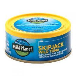 Free Skipjack Wild Tuna from Moms Meet