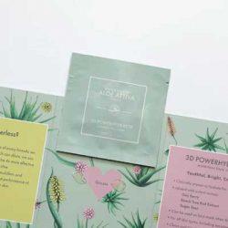 Free Aloe Attiva Skincare Sample