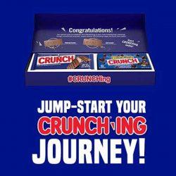 Free Crunching Starter Kit