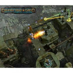 Free Defense Grid PC Game