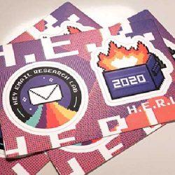 Free H.E.R.L. Sticker Sheet