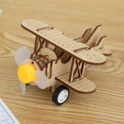 Free Crabit Finnelab Plane Model Kit from 08liter