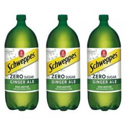Free Schweppes Zero Sugar at Kroger