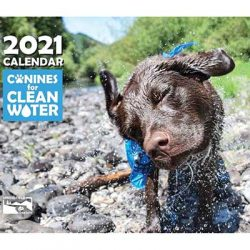 Free Canines for Clean Water Calendar for Springfield, OR