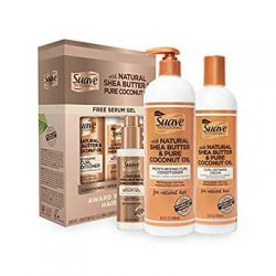 Free Suave Cream or Conditioner Sample