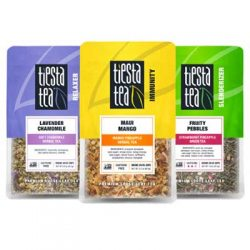 Free Tiesta Loose Leaf Tea from Social Nature
