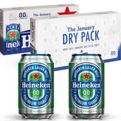 Free 31 Pack Of Heineken Alcohol Free