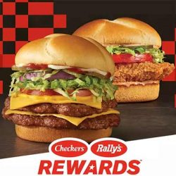 Free Classic Mother Cruncher or Big Buford at Checkers or Rallys