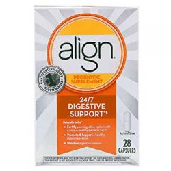 Free Align Probiotic 24/7 Digestive Support