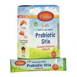 Free Carlson Kid's Probiotic Stix from Moms Meet