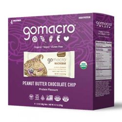 Free GoMacro MacroBars from Moms Meet