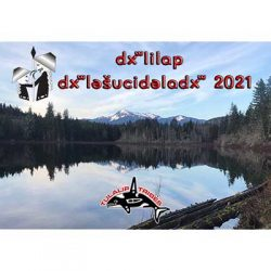Free 2021 Lushootseed Calendar