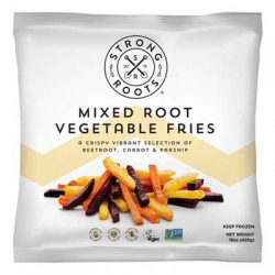 Free Mixed Root Vegetable Fries from Social Nature