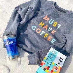 Free Amavida Coffee or 30A Sweatshirt for Winners