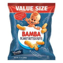 Free Bamba Peanut Butter Puffs from Freeosk
