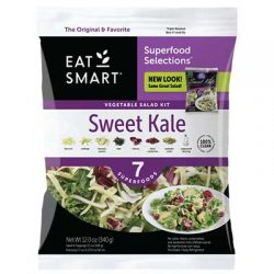 Free Eat Smart Salads and Swag for Winners